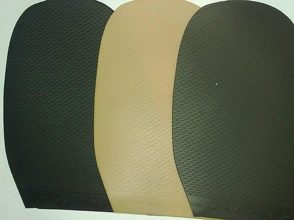 Подметка (Профилактика) резиновая SVIG 350 мал. черн., фото 2