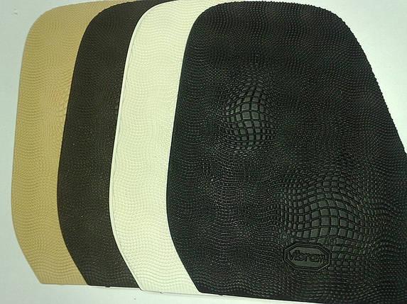 Подметка (Профилактика) резиновая VIBRAM  2340 черн. мал., фото 2