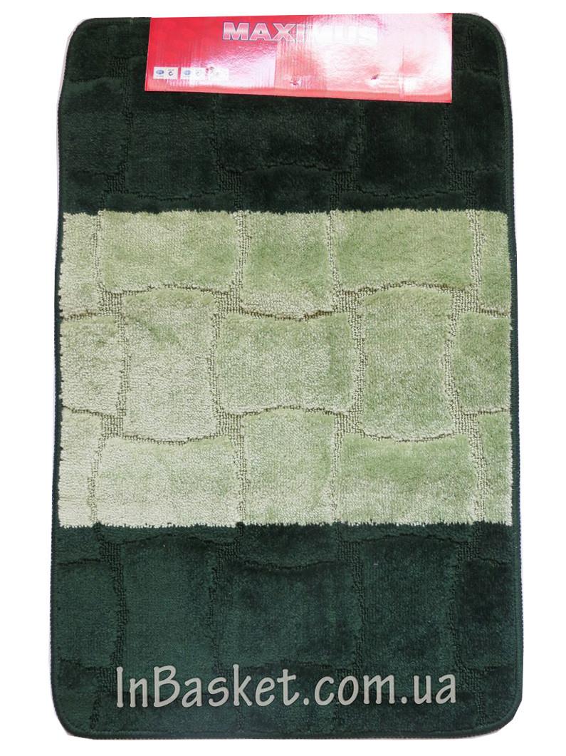 """Комплект ковриков для ванной """"Green horizon"""""""