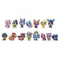 Littlest Pet Shop Игровой набор из 15 фигурок Pet Party Spectacular 15 Pet Friends Figure Pack
