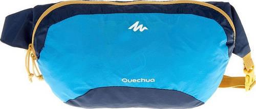 Ультралегкая складная поясная сумка Quechua Ultra Compact 2 л 2027249, синий
