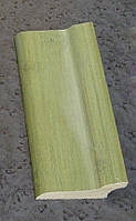 Плинтус бамбуковый зеленый