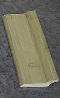 Плинтус бамбуковый серо-зеленый