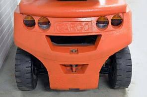 Автопогрузчик на газу ВТ C4G250E, фото 2