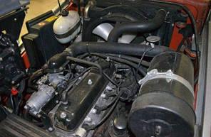 Автопогрузчик на газу ВТ C4G250E, фото 3
