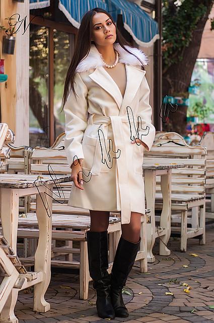Женское пальто №5-5150