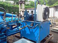 Перерабатывающее оборудование для метлома. Пресс Y83UA-135B