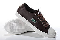 Мокасины Lacoste City Series Brown