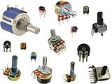 Змінні і підлаштовувані резистори