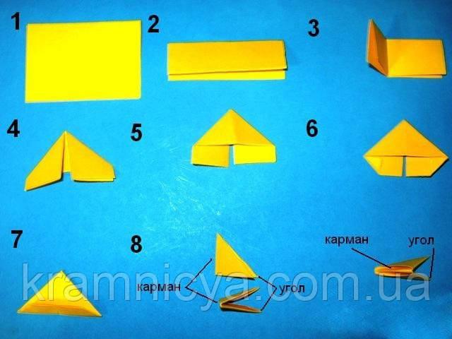 Набір для творчості Модульне орігамі