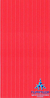 Вертикальные жалюзи 89 мм Лайн красный (624)