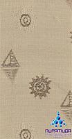 Вертикальные жалюзи 89 мм Каир бежевый (51)