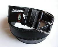 Ремень 'Superbelt' 45 мм черный прошитый