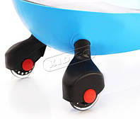 Smart Car Blue с полиуретановыми колесами