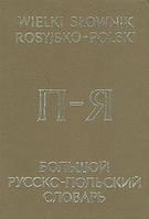 Большой русско-польский словарь. В двух томах.