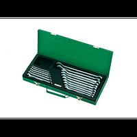 Набор ключей комбинированных 16 шт. 6-24мм (metal box)