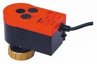 Привод Herz для трехходовых или проходных клапанов с позиционером, 500 Н