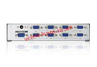 8-портовый видеоразветвитель, 350 МГц, до 65 м (VS98A-A7-G)