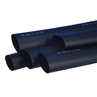 Термоусаживаемая трубка (термотрубка) 3M с клеевым подслоем MDT-A 19/6 мм, длина 1 м