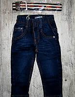 Джинсовые брюки для мальчиков H.L :74 рр.