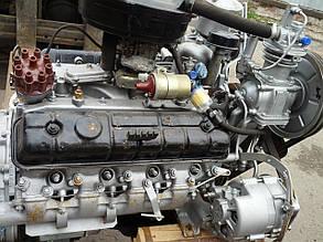Двигатель ГАЗ 66 (пр-во ЗМЗ) с хранения