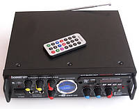 Стерео усилитель Bosstron ABS-339U c Karaoke, фото 1