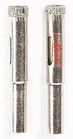Сверло трубчатое Бригадир Standart по стеклу и плитке 6 мм (20-436) (2 шт./уп.)