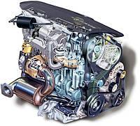 Привод генератора 1.9dCi F9Q Trafic, Vivaro, Primastar