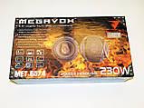 Megavox MET-6574 (230W) двосмугові, фото 7