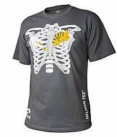 Футболка Helikon-Tex® T-Shirt Print - Темно-серая XL