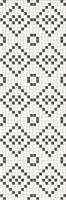 PRET-A-PORTER BLACK&WHITE MOSAIC декор 250*750