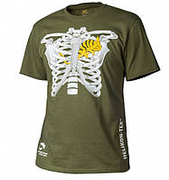 Футболка Helikon-Tex® T-Shirt Print - US Green