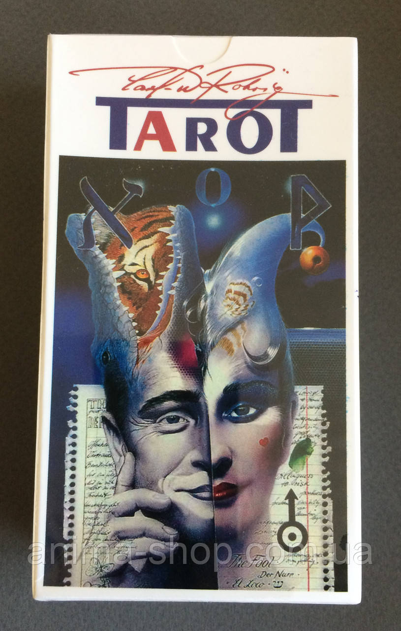 Таро Третьего Тысячелетия / Röhrig Tarot  - ANIMA • ЭЗОТЕРИЧЕСКИЙ МАГАЗИН  в Одессе