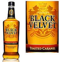 Black Velvet Toasted Caramel 1L