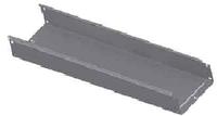 """Лоток кабельный металлический  100х50 L=2,0m оцинкованный  НЕперфорированный """"Light"""""""