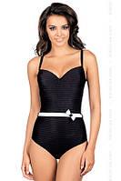 Оригинальный черно-белый купальник Lorin 4043 размер 70D