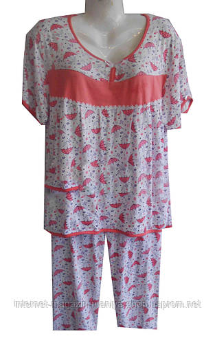 Женская пижама Батал