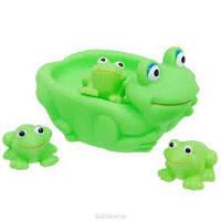 Игрушки для купания Лягушки