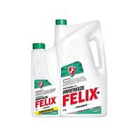 """Антифриз """"FELIX""""  Prolonger -40°C 1Kg (Зеленый)"""