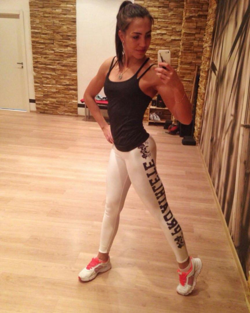 Лосины спортивные женские Pro Athlete