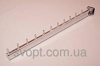Флейта овальная на перемычку (прямая)