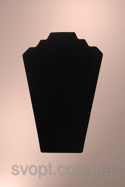 Чёрная подставка для украшений