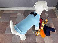 Одежда для животных, футболка трикотажная