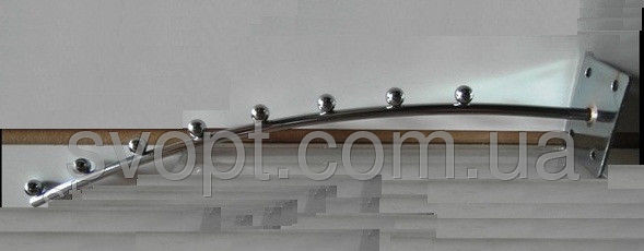 Флейта на стену с шариками  35см