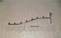Кронштейн (Флейта) на сетку на 7 шаров