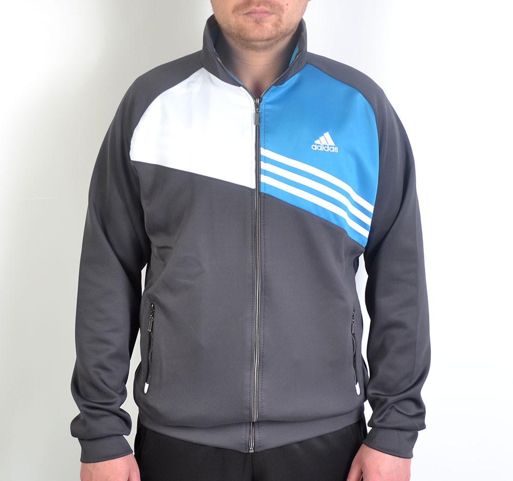 edbf89571f5052 Чоловіча спортивна кофта Adidas - 120-29, цена 473 грн., купить в ...