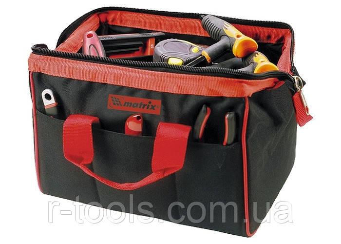 Сумка для инструмента, 14 карманов, 315мм*215мм*225мм MTX 902519