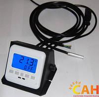 Комплект автоматики: блок управления Nowosolar PK-06 и вентилятор наддува Nowosolar NWS 75