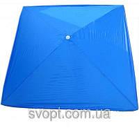 Зонт торговый 3x3м однотонный