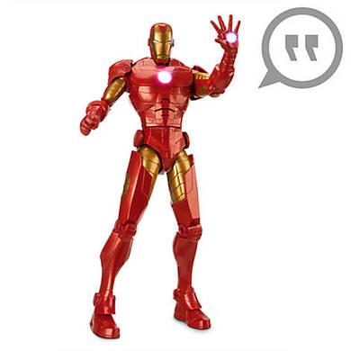 Железный человек интерактивный говорящий Дисней 35см / Iron Man Avengers Marvel